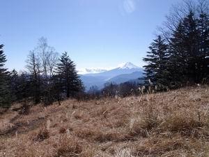 カヤトと富士山