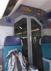 列車内(二階席)
