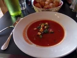 コールドスープ