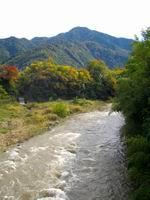 田野倉からの九鬼山